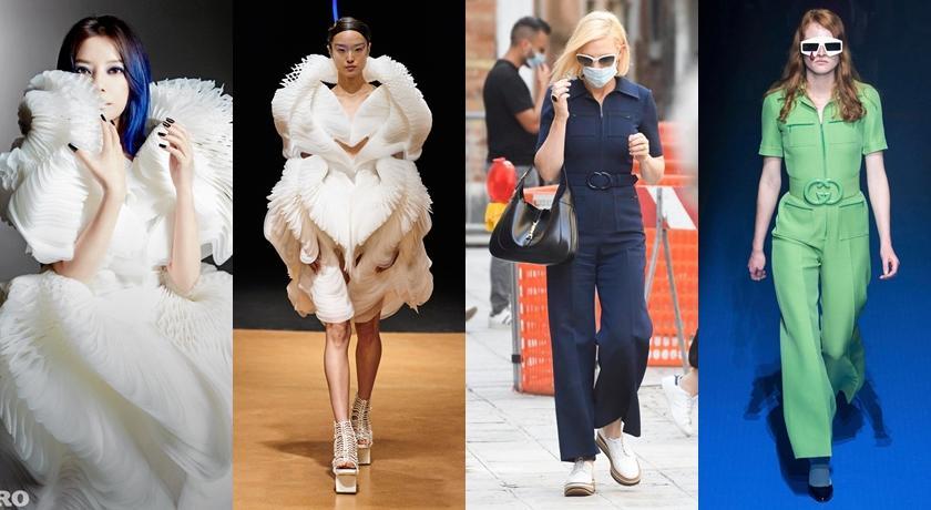 【時尚前後台Top 5】連環撞臉!Angelababy 變范冰冰、徐睿知超像鞏俐