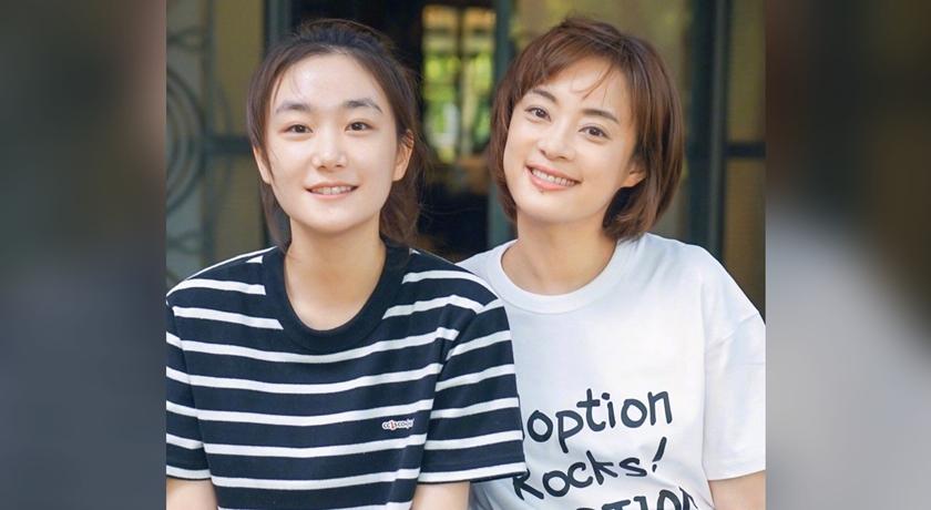 孫儷曬差19歲親妹合照被讚「學生樣」!網呼羨慕:想排隊認領姊姊