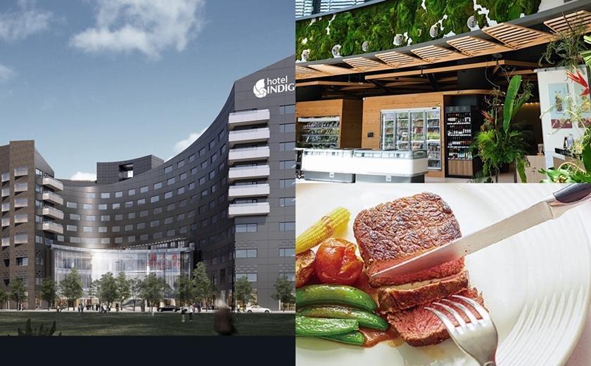 台北購物新地標「春大直」 9 月試營運!歐風市集、老牌牛排館進駐