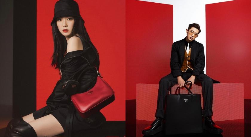EXO燦烈、Red Velvet Irene搶代言遇黑粉?「挑釁留言」網笑噴