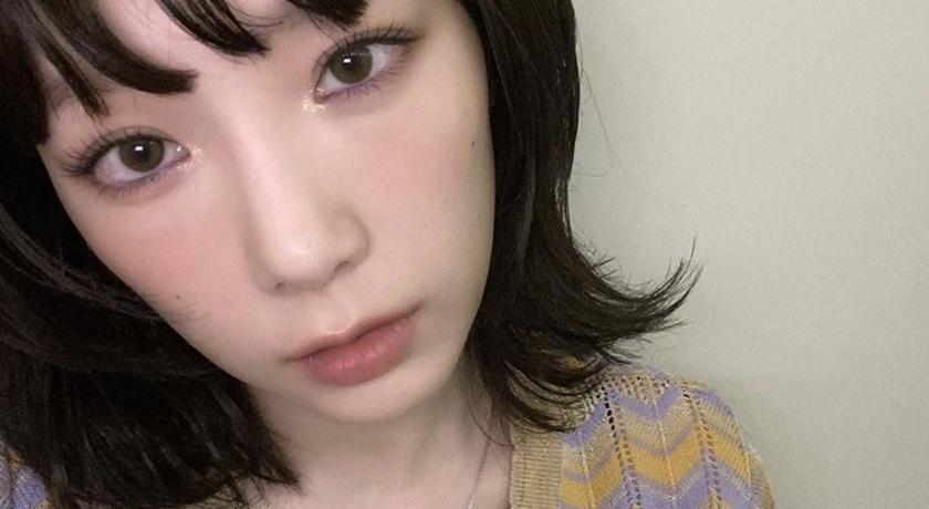 太妍最新私照外流穿超緊身毛衣!「胸前波濤」讓網友震驚了