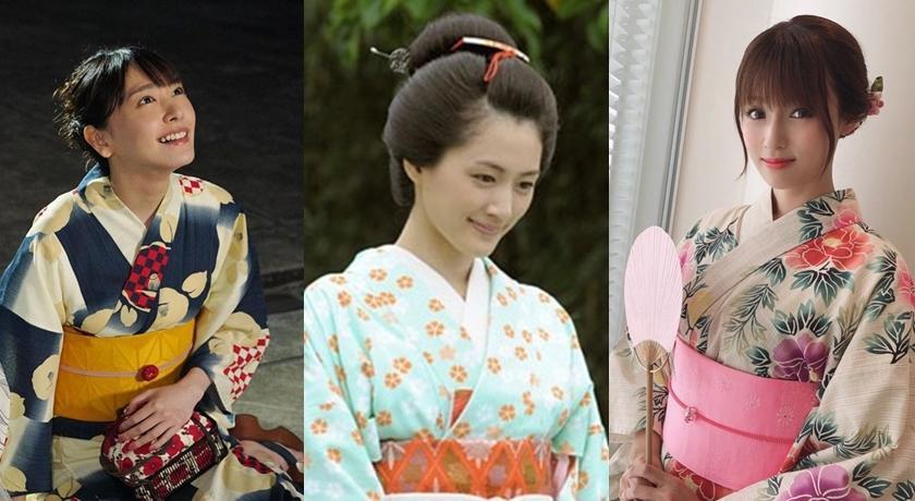 日本女星誰穿和服最美?有村架純、綾瀨遙都輸給20歲的「灰姑娘」