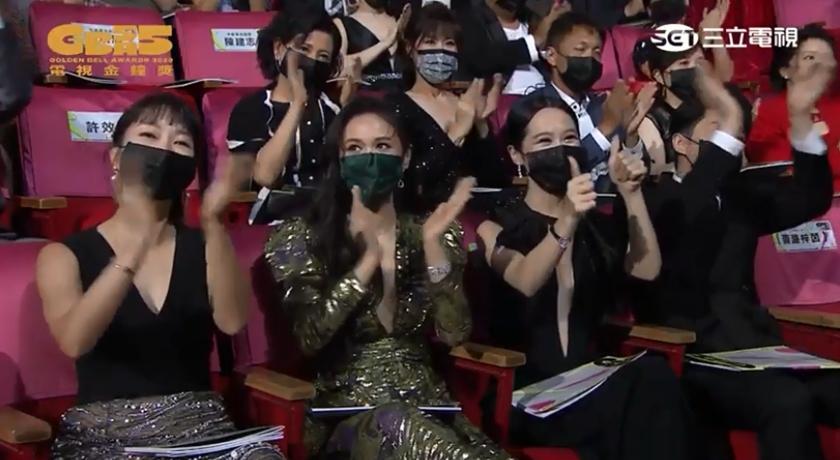 金鐘55》疫情之後典禮防疫高規格!口罩、安全距離、狂消毒全都來