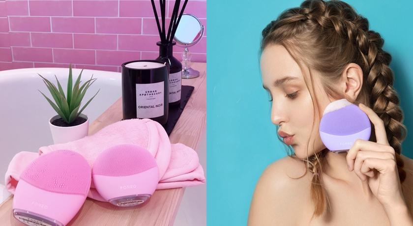 (有片)洗臉機退燒了?紅爆日韓「小露娜」來了,小巧時尚比美容師更懂你!
