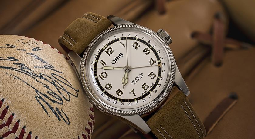 這只手錶「有洋蔥」!故事描述因公益奉獻犧牲生命的棒球選手