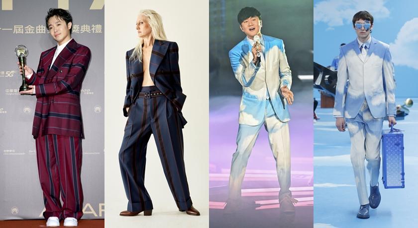【金曲前後台Top 5】蔡依林「超狂 S 曲線」頒獎、瘦子台上脫外套帥翻