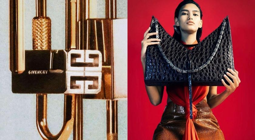 重金鎖頭洗版!Givenchy換新設計師重返「暗黑高街」風?