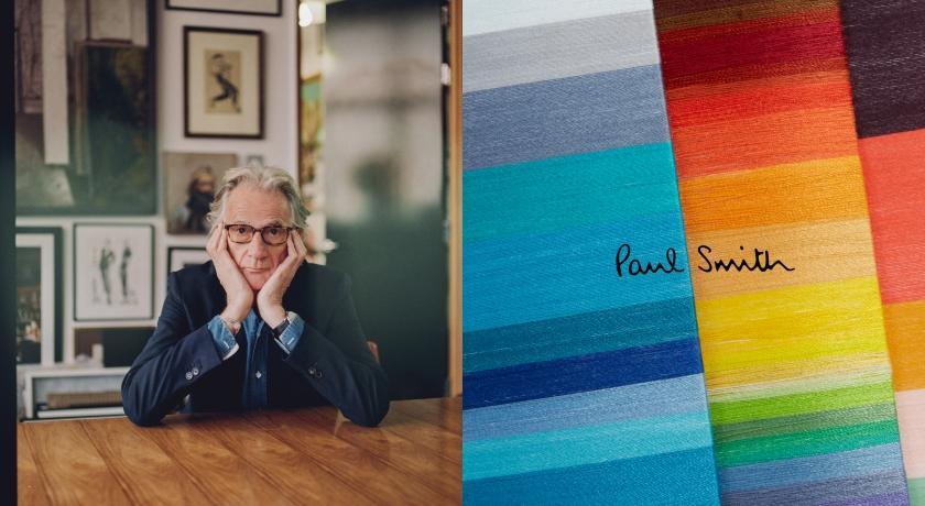 歡慶品牌50週年!Paul Smith推「彩虹書」親揭靈感泉源