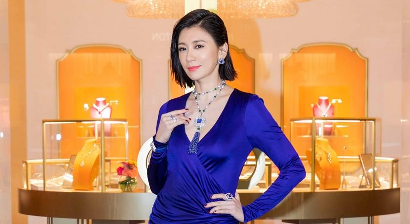 賈靜雯明將過 46 歲生日!透露想買「實用性珠寶」送給自己