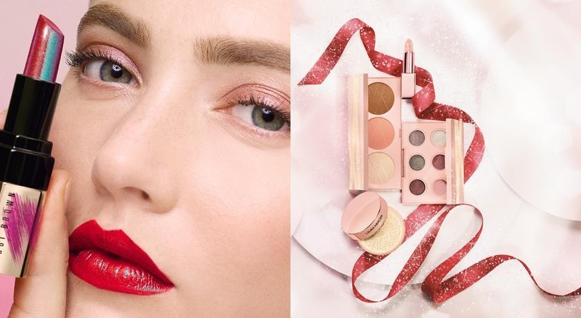 2020耶誕》彩妝比優雅更比閃耀!芭蕾粉、升溫色、仙女光都成關鍵字