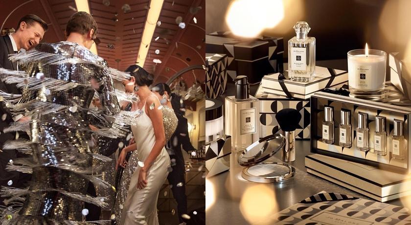 2020耶誕》Jo Malone London 推「鑽石瓶蓋」超華麗!奶油黃建築禮盒必收