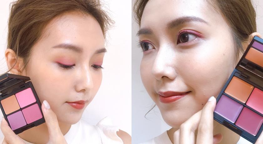(有片)2020耶誕》Celvoke 零廢色彩盤超仙!台灣獨賣「乾燥玫瑰唇膏」日妞也羨慕