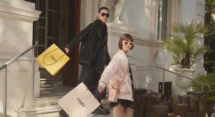 「禮物盒」、「防塵袋」全變精品包?Fendi節慶系列滿滿驚喜