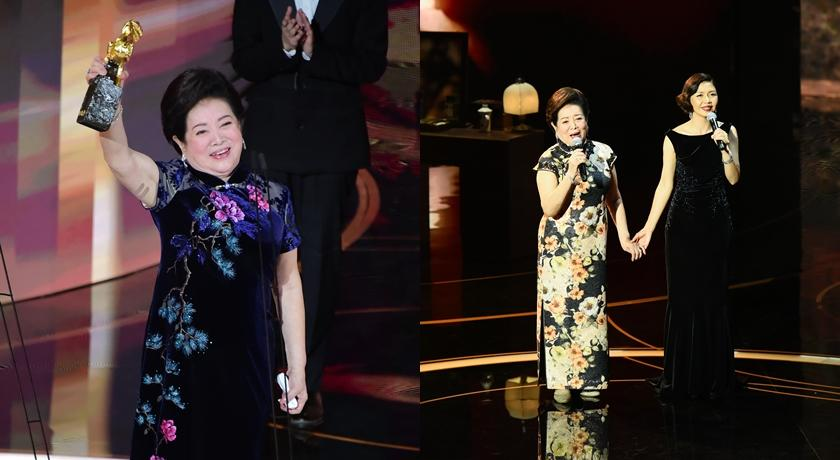 金馬57》「國民阿嬤」陳淑芳:我是演員不是明星!63年首登金馬「換三套」奪雙料影后