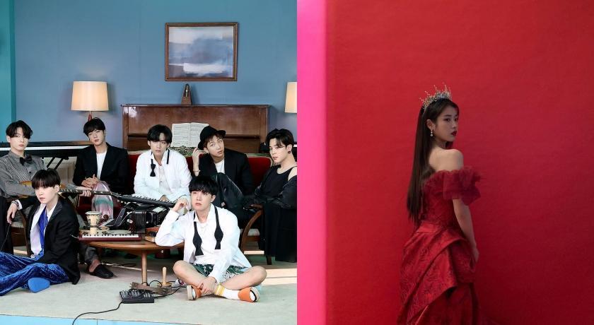IU、BTS防彈都比不過!「他」連三年穩坐最受歡迎韓國藝人寶座