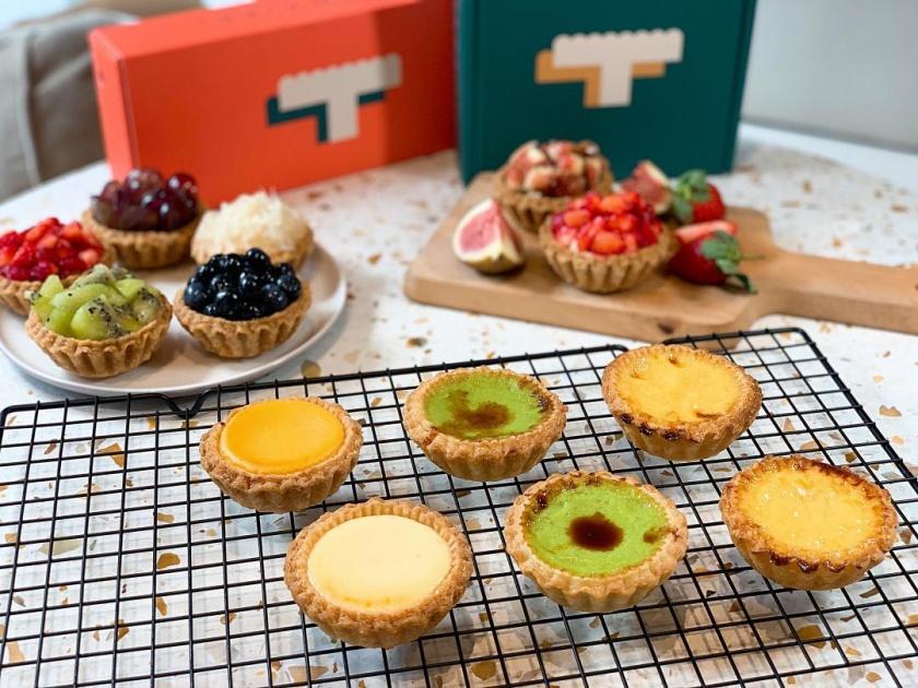米其林星廚開設「手工酥塔店」擄獲甜點控!必吃酸甜草莓、黃金流沙塔