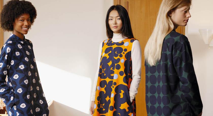 羽絨外套不一樣了!UNIQLO四度聯手Marimekko改造冬季基本款