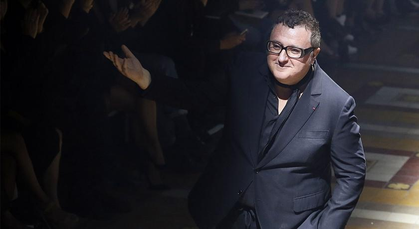 Alber Elbaz 品牌將上市!竟把「時尚小胖」圓臉畫成註冊商標