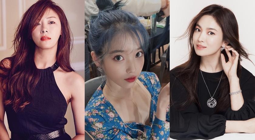 外國人眼中「韓國最美女演員」榜單洗牌!宋慧喬、IU、河智苑全都不敵她