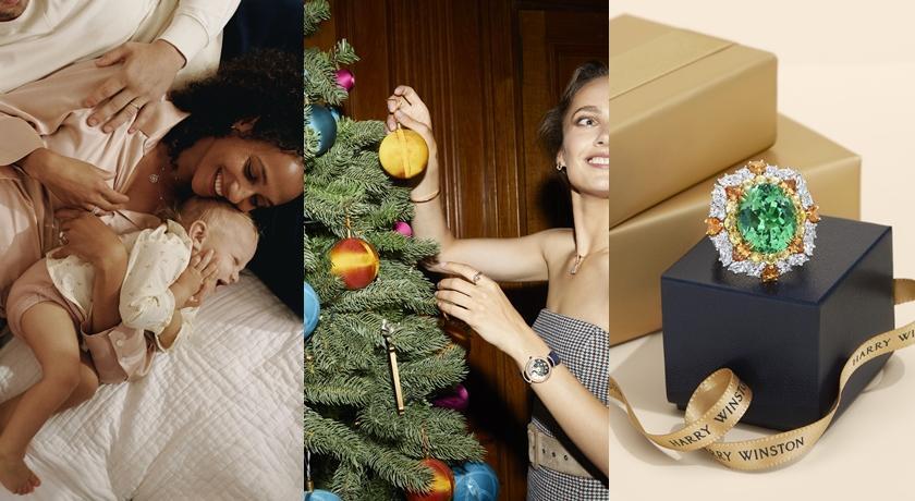 精品界最可愛耶誕廣告!超萌「肉感小嬰兒」看了就想抱一下