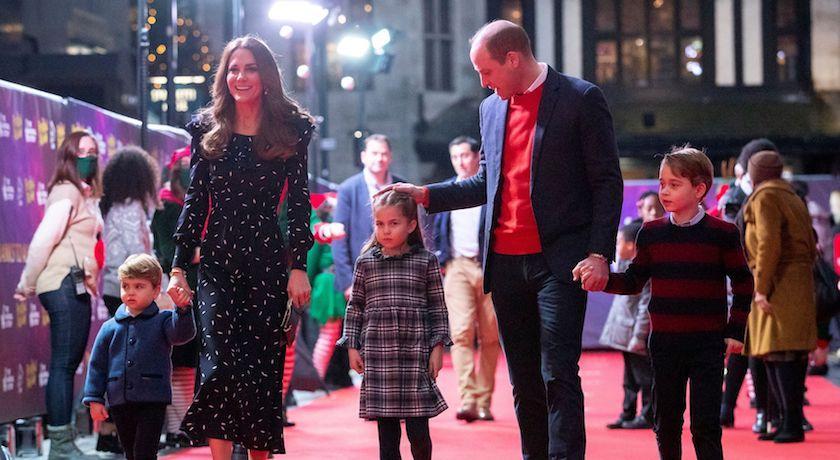 皇室三萌娃驚喜現身!小王子路易「穿舊衣走紅毯」萌翻了