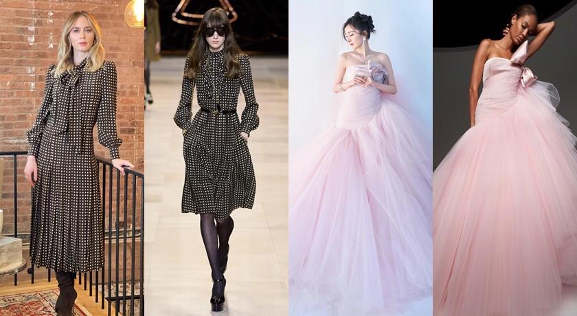 【時尚前後台Top 5】迪麗熱巴爆乳秀深溝、林志玲「胸下就是腿」超狂
