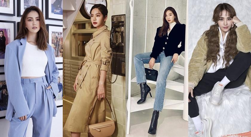 成套西裝、白球鞋還流行嗎?2021 一定要遵守的流行風格是...