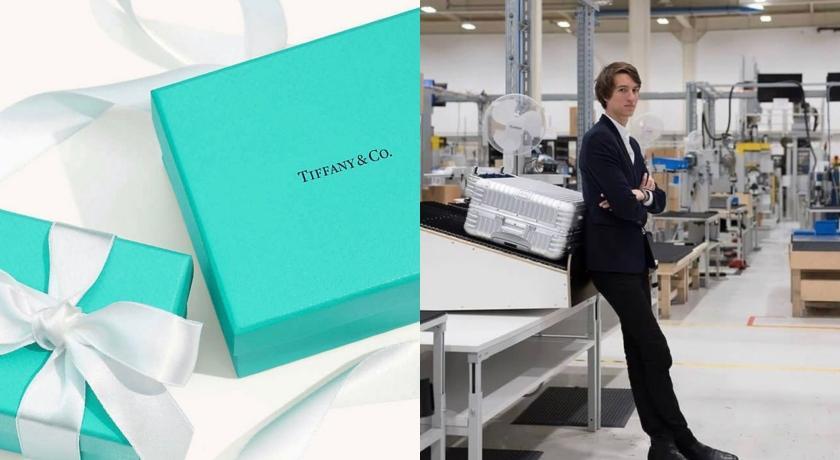 Tiffany & Co.嫁豪門人事大搬風!LVMH高富帥二公子空降副總裁