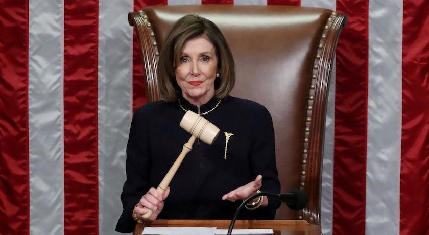 刻意穿同一套?美眾議院議長「彈劾川普裝」引發話題
