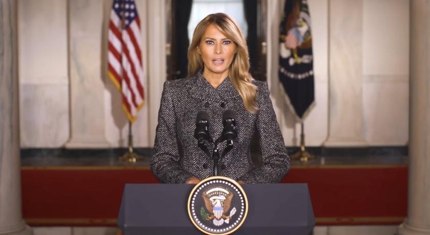 再一天卸任美國第一夫人!川普妻遭爆「破壞傳統」又成焦點