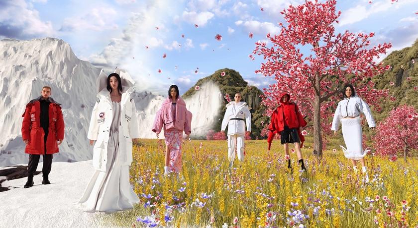 機能外套竟然能這麼有女人味!都是因為大膽加了「粉紅色」