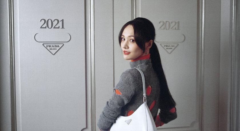 Prada代言人當不到10天!中國女星被爆找代孕、棄養還「連累李鍾碩」?