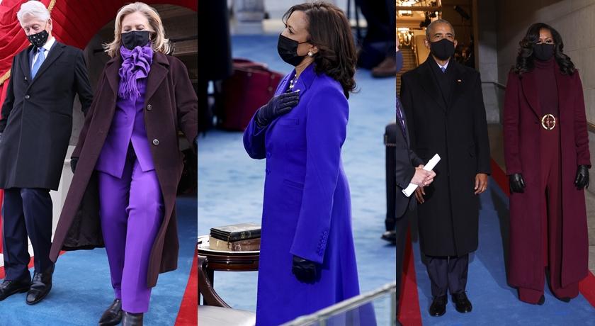 賀錦麗、歐巴馬夫人、希拉蕊全穿「紫色」!原來她們是故意的