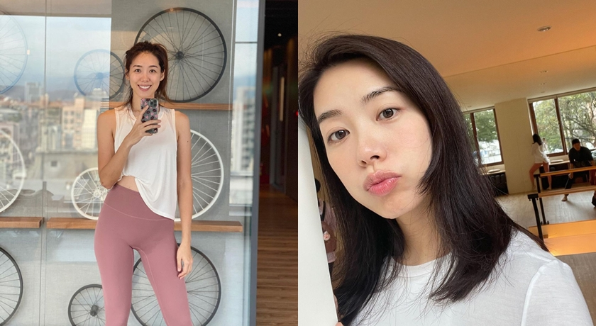 辣媽林可彤懷孕5個月「零孕感」太犯規!飲食私房秘訣一次公開