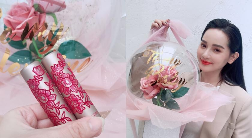凱特王妃婚紗同門變身為「蕾絲小粉管」!情人節極限量告白氣球免費送