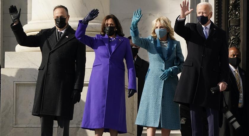 拜登入主白宮滿10天!美媒:相隔4年「美國時尚」終於回來了