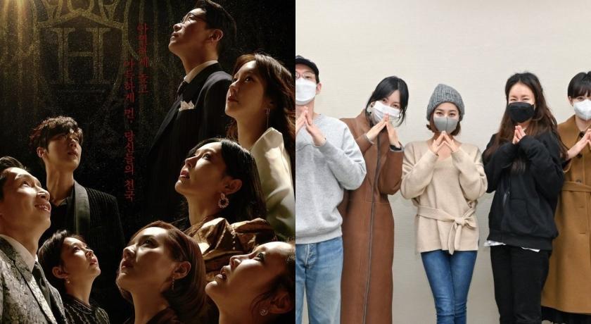 《上流戰爭》卡司齊聚讀劇本爆雷?「獨缺她」網友崩潰:無法接受!