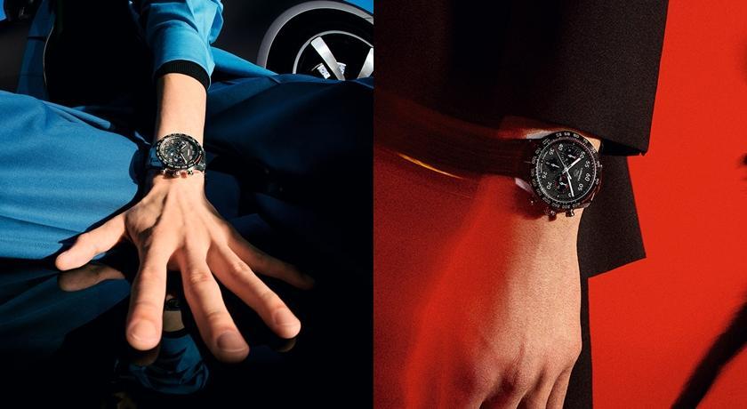 手錶上竟出現「保時捷方向盤」!與賽車聯名錶款藏滿滿驚喜