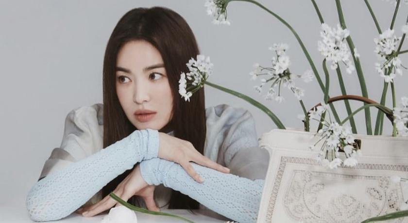宋慧喬 IG 發文「撞衫」趙薇、米倉涼子!引爆中日韓時尚之戰