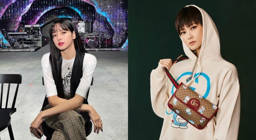 BLACKPINK Lisa與李宇春成唯二亞洲人!法國時尚大獎評審驚見「神隱三年的她」