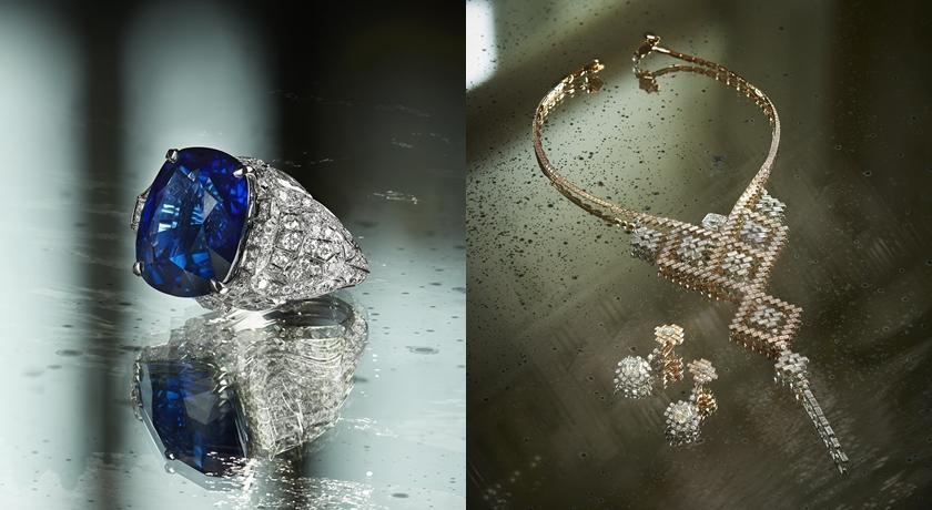 又見「超級豪宅」等級珠寶!雙頭獅鑽石項鍊要價台幣近兩億