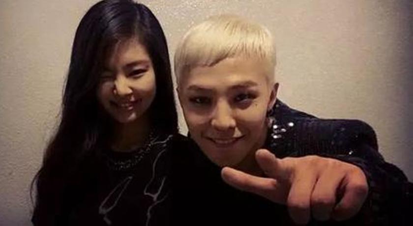 G-Dragon、Jennie 被拍到「在家約會」鐵證?經紀公司回應了