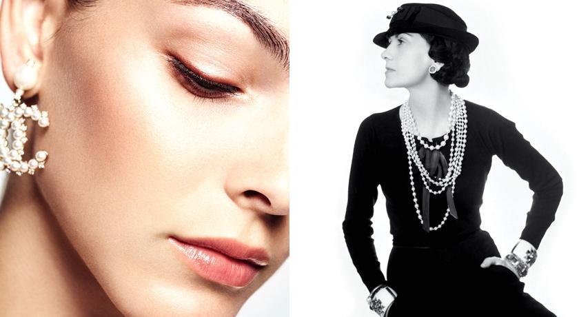 香奈兒女士原來都用「珍珠」打光?貝殼光、白桃粉爭搶2021全球第一個斷貨王