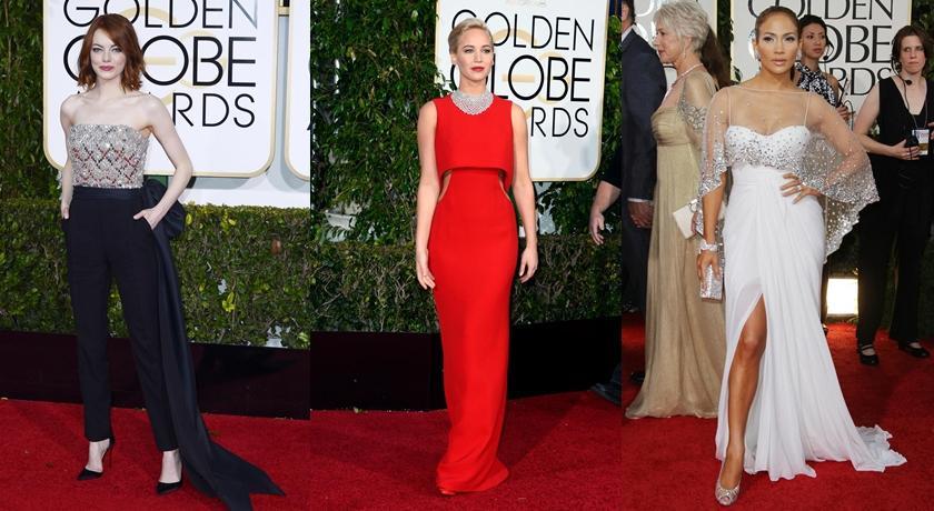 金球獎紅毯10年來「被搜尋」排行出爐!這位大咖女星因太 NG 上榜超尷尬