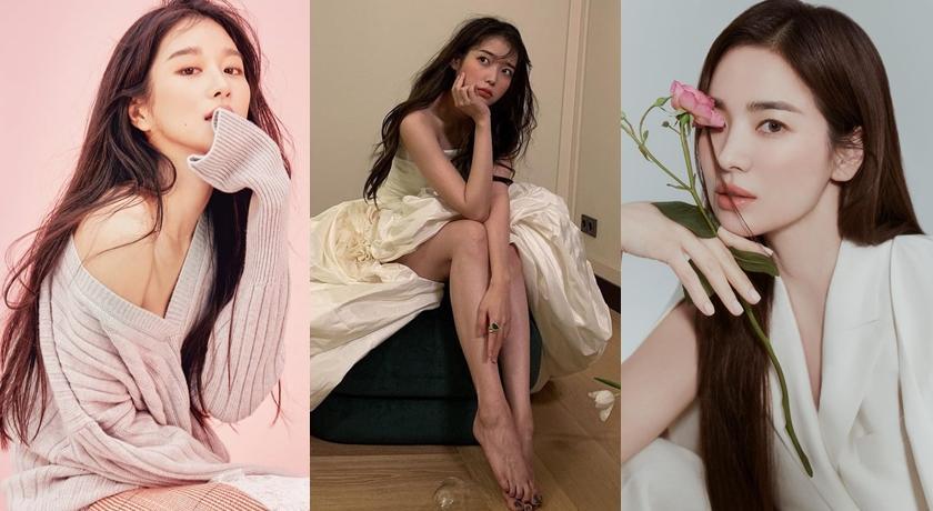 2021「韓國最美女演員」排行大洗牌!全智賢、宋慧喬、IU全跌出前10大