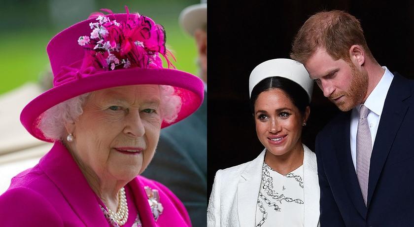 女王打算「私了」哈利梅根指控的種族歧視?聲明稿這個字藏玄機