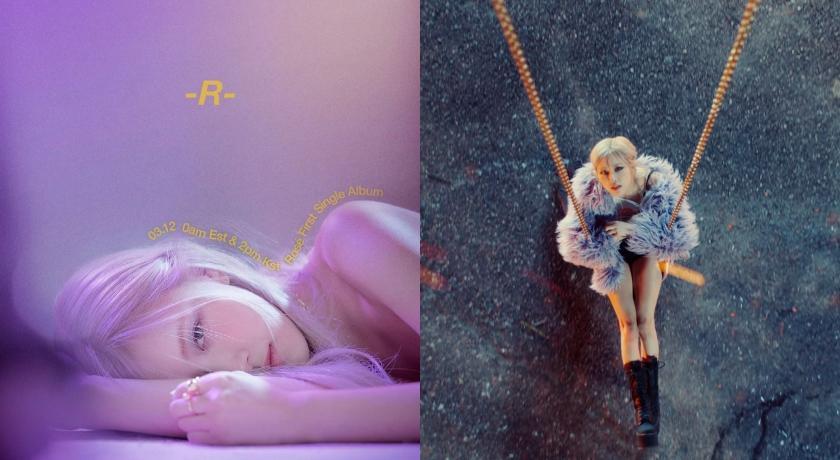 Rosé單飛出輯!最燒錢MV辣露腿根卻讓粉絲「失望」了?