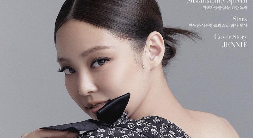 Jennie「胸前挖空」登封太火辣!首破紀錄成韓女星第一人
