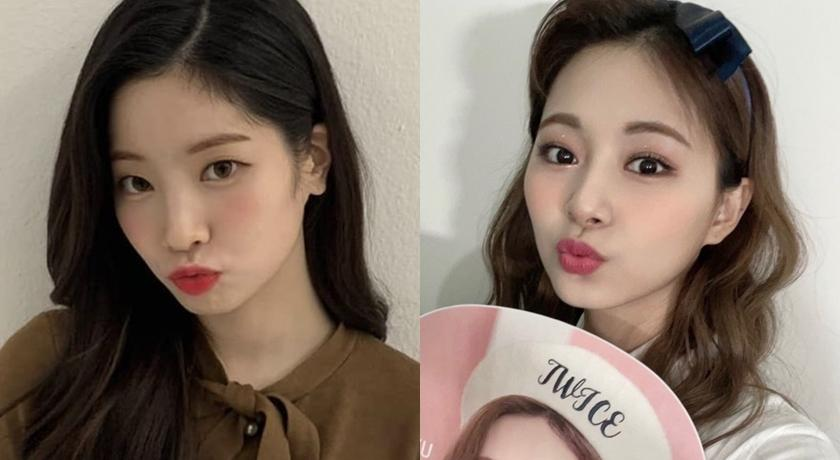 TWICE 官方曝「超萌團員」嘟嘴獨照!網驚:怎麼那麼像子瑜