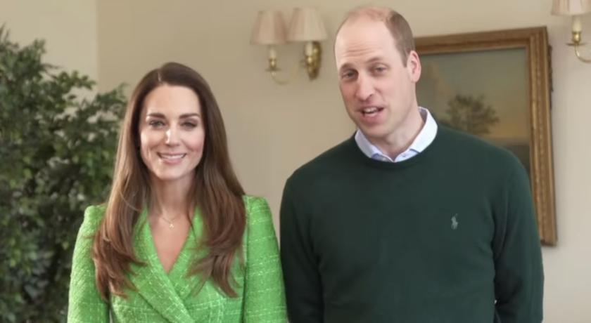 凱特王妃罕見螢幕前秀恩愛!威廉一句話「破功」曝真實相處狀態
